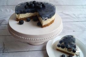 Blaubeer Mascarpone Torte Candy Cake More